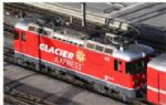 Kato 3102-2 *RhB Glacier Express Ge4/4 II Electric Locomotive VI